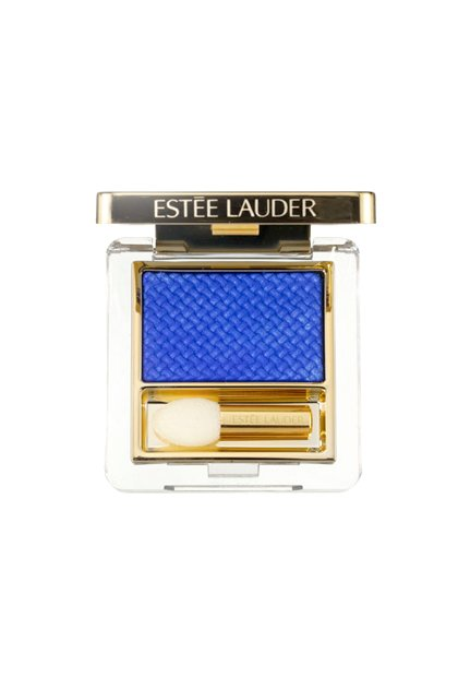 Este Lauder Pure Color Gele Powder EyeShadow in Fire Sapphire, $24