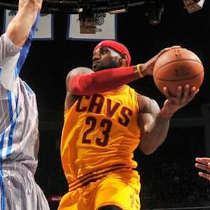 Cavaliers vs. Magic