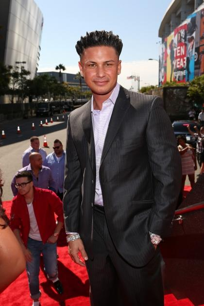 DJ Pauly D arrives at the 2012 MTV Video Music Awards at Staples Center, Los Angeles, on September 6, 2012 -- Getty Images