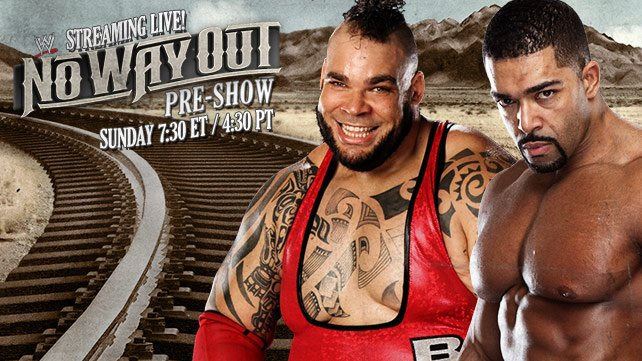 Russ Says: WWE&#x2019;s No Way Out PPV Is A Great Father&#x2019;s Day Present