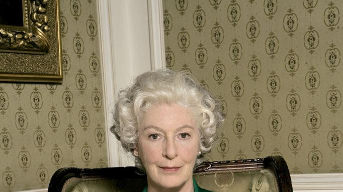 "Jane Alexander stars as HM Queen Elizabeth II in ""William & Catherine: A Royal Romance."""