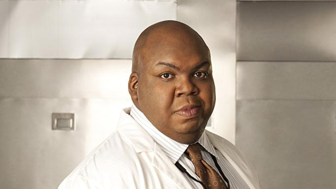 "Windell Middlebrooks stars in ""Body of Proof."""