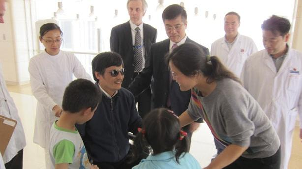 Chen Guangcheng Is Making the United States Look Pretty Bad