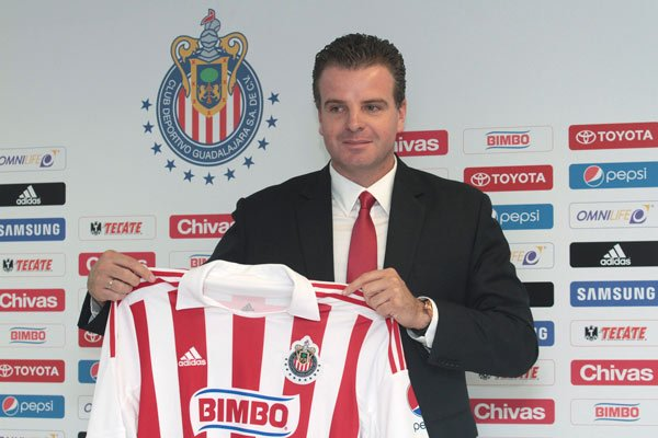 Acion Photo during the presentation Dennis te Kloese new president of Chivas/ Foto de Acción durante la presentación de Dennis te Kloese nuevo presidente de Chivas/ 26-Dic-2012/ MEXSPORT/ Edgar Quintana