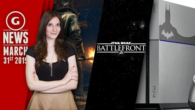 Star Wars: Battlefront Info & Bloodborne Completed In 40 Mins! - GS Daily News