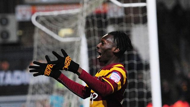 Blair Turgott will stay with the Bantams until March 3