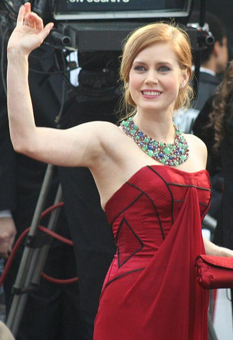 2013 Oscar Nominees Who've Had Wardrobe Malfunctions