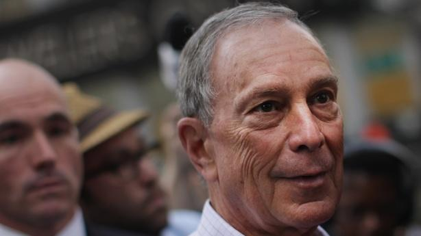 Bloomberg Cites Concerns About Crime in Zuccotti Park