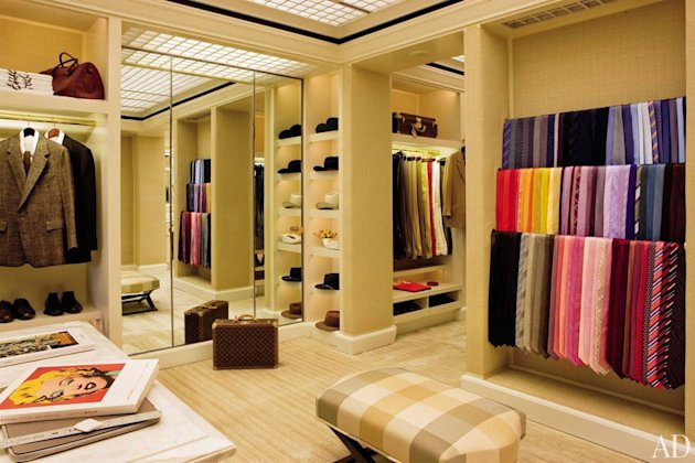 Peek into the closets of the stars steve wynn