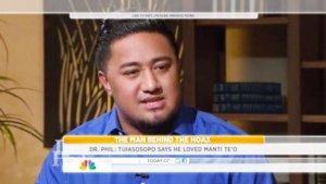Manti Te'o Hoaxster Tells Dr. Phil He Was Molested as a Child