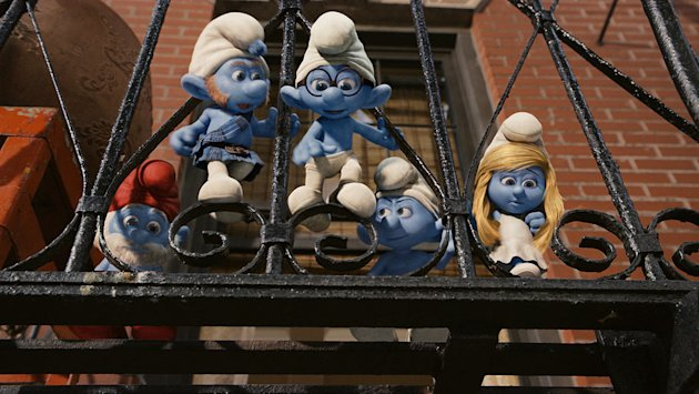 The Smurfs 2011 Columbia Pictures