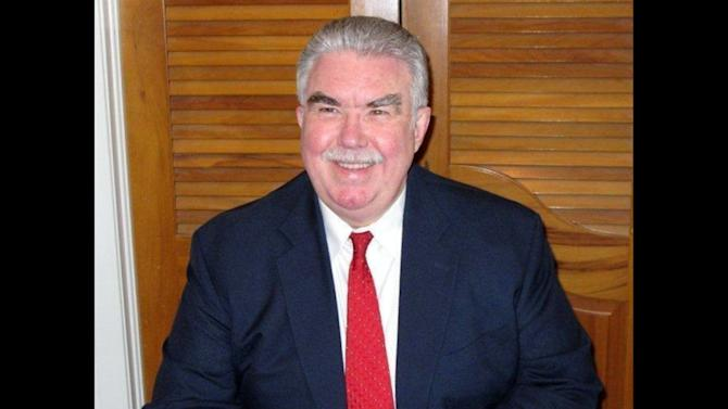 This undated photo taken from the Kaufman County, Texas, website shows Kaufman County District Attorney Mike McLelland. McLelland and his wife were found killed in their house, Saturday, March 30, 2013, two months after one of his assistants was gunned down near their office, authorities said. (AP Photo/Kaufman County)