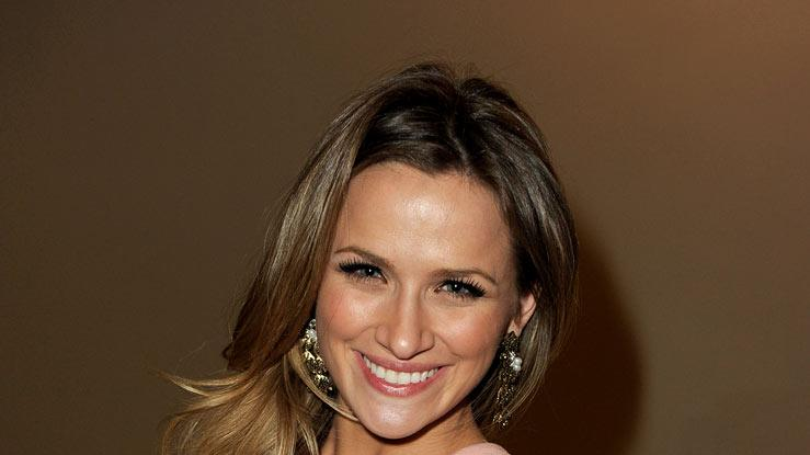 "Shantel VanSanten at The CW's presentation of ""An Evening with One Tree Hill"" at the Arclight Theater on January 5, 2011 in Los Angeles, California."
