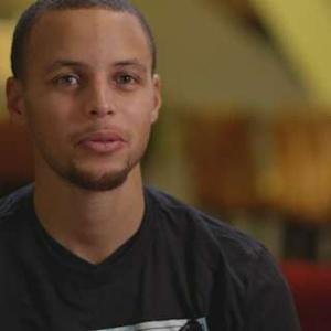 1-on-1 With Steph Curry