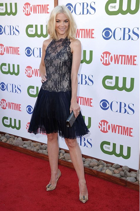 "Jaime King of ""Hart of Dixie"" attends the CBS, The CW, and Showtime 2011 Summer TCA Party at The Pagoda on August 3, 2011 in Beverly Hills, California."