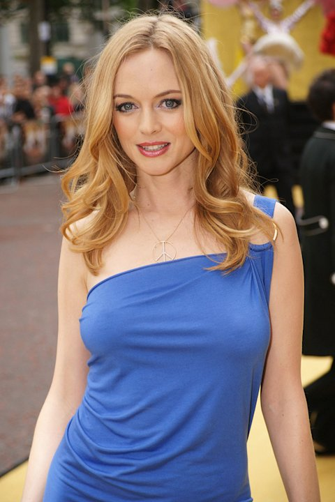 The Hangover UK Premiere 2009 Heather Graham