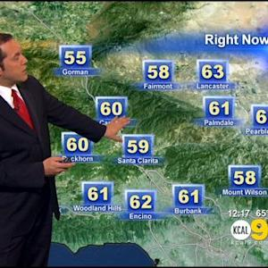 Josh Rubenstein's Weather Forecast (Dec. 3)