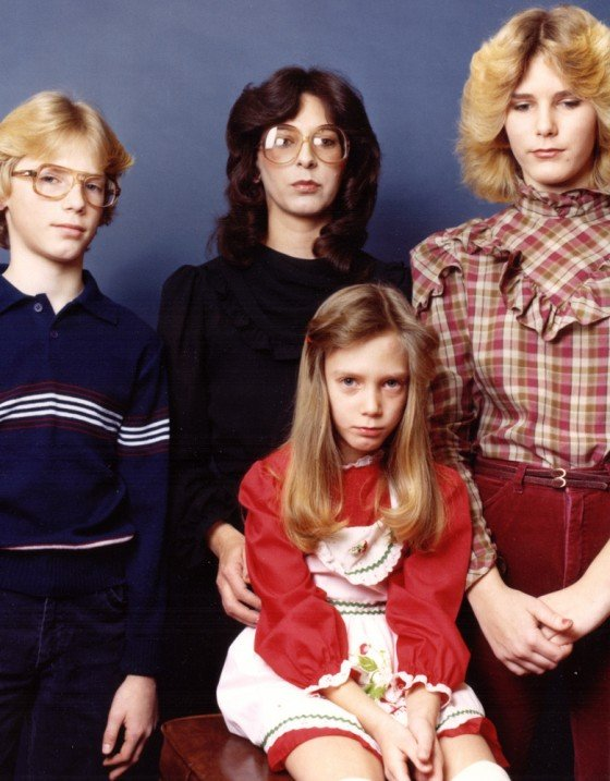 Awkward Family Photos: 1980s Edition