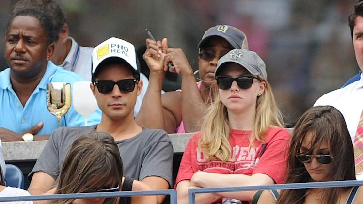 Amanda Seyfried US Open