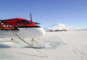 Shutdown Cancels Entire US Antarctic Research Program