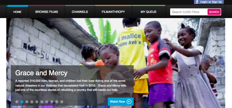 SnagFilms Raises $6M in Financing