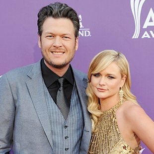 Miranda Lambert, Blake Shelton Celebrate Second Wedding Anniversary
