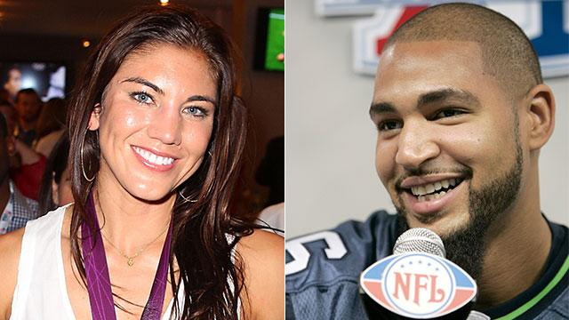 Hope Solo's Husband Jerramy Stevens Jailed Again
