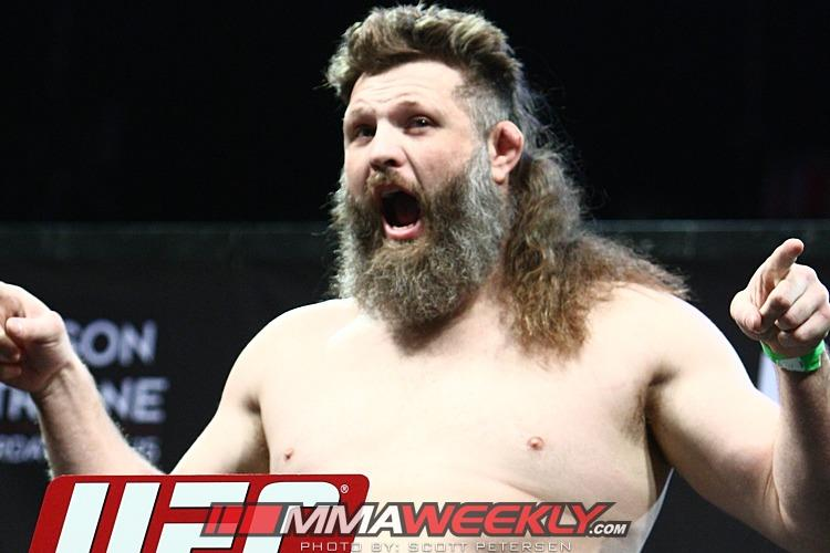 UFC 159 Results: Roy Nelson Crushes Cheick Kongo with First-Round KO