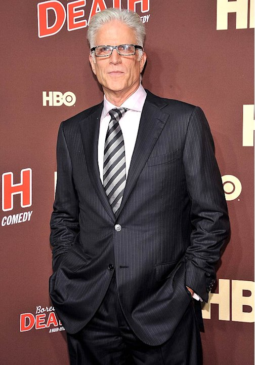 Ted Danson Bored To Death Pr