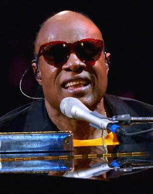Stevie Wonder Calls for Stronger Gun Laws During House Full of Toys Benefit