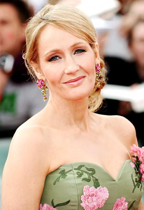 J.K. Rowling Announces Title of First Post-Harry Potter Novel