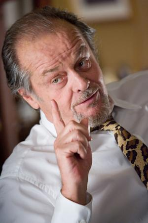 """FILE - In this undated file photo originally released by Warner Bros. Pictures, actor Jack Nicholson stars as Frank Costello in a scene from """"The Departed."""" Martin Scorsese's """"The Departed"""" was hardly the life story of Whitey Bulger. Yet the aura and influence of the Boston mob boss permeates the Academy Award-winning gangster saga, which co-starred Jack Nicholson as a Boston gang leader whose life parallels that of Bulger.(AP Photo/Warner Bros. Pictures, Andrew Cooper)"""