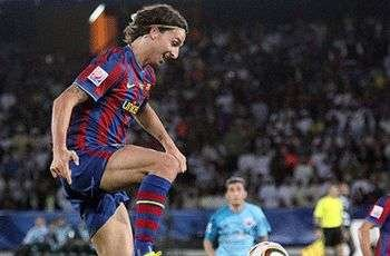 AC Milan still owe Barcelona €8m for Ibrahimovic