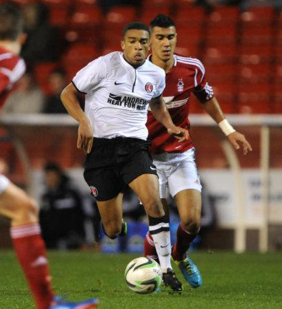 Soccer - FA Youth Cup - Third Round - Nottingham Forest v Charlton Athletic - City Ground