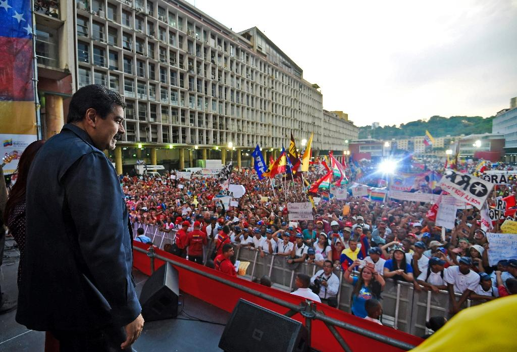 Venezuela seeks to downplay security fears around vote