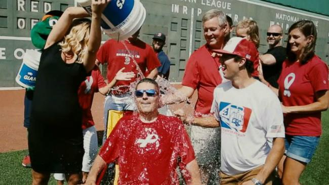 Funds From The 'Ice Bucket Challenge' Directly Led To A Major ALS Breakthrough