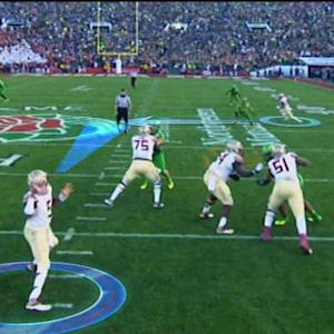 Better chance to be a franchise QB: Florida state quarterback Jameis Winston or Oregon quarterback Marcus Mariota?