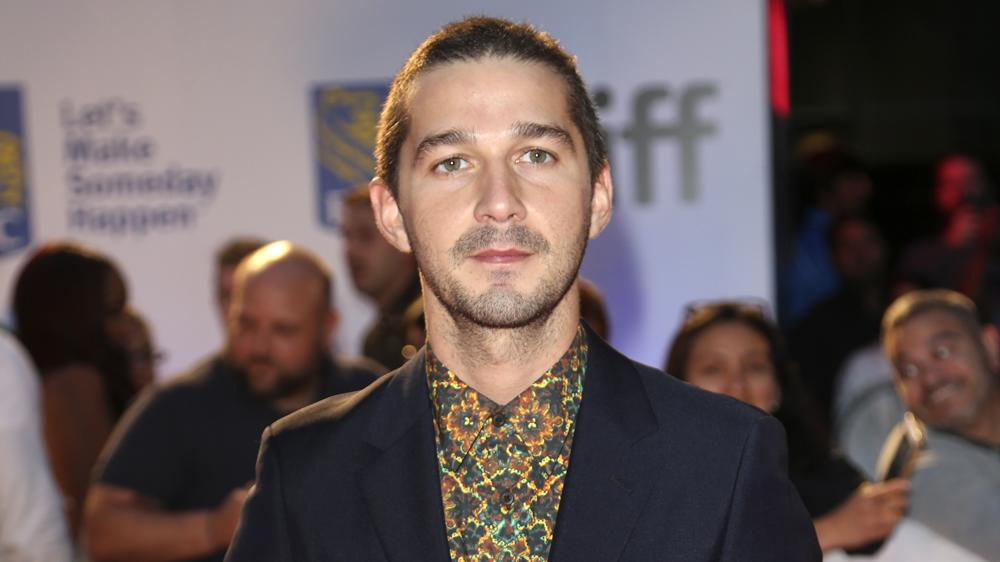 Shia LaBeouf Launches Four-Year-Long Trump Protest Live Stream With Jaden Smith