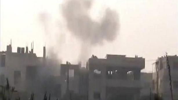 Syrian Government Hit By Suicide Car Bombings