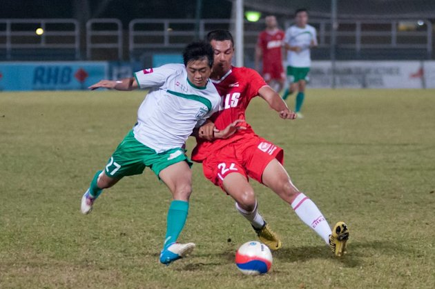 Is fining the bottom team the way to go for the S-League? (Photo courtesy of S-League)