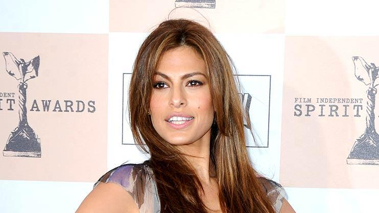 Eva Mendes Indie Spirit Awards