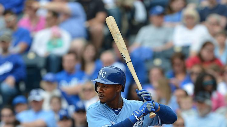 MLB: Toronto Blue Jays at Kansas City Royals