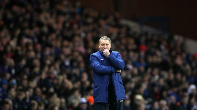 Ally McCoist was disappointed to see his team concede twice in the victory over Berwick