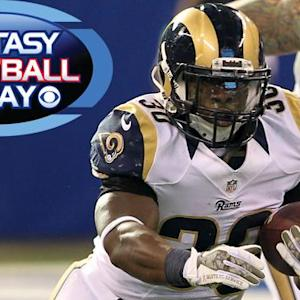 Fantasy Football Today: Matchup Madness (11/22)