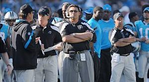 Rivera running out of time to get Panthers trending upward
