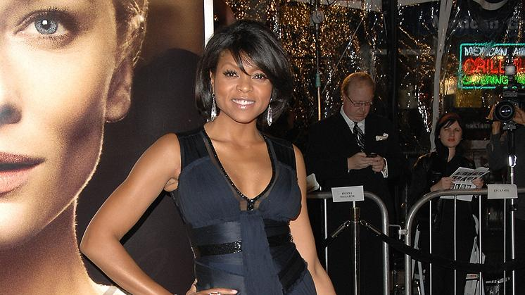 The Curious Case of Benjamin Button Premiere LA 2008 Taraji P. Henson