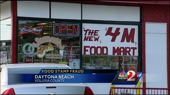 Father, son face food stamp fraud charges