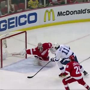 Mrazek robs Boyle with unreal stick save