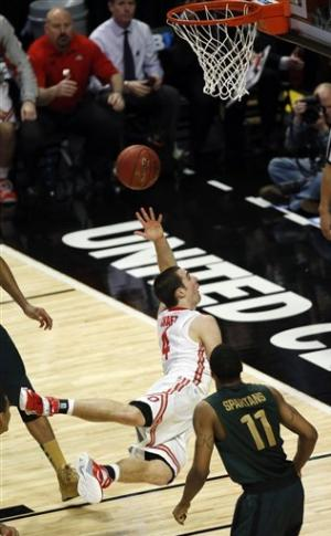 Craft leads Ohio State past Spartans, 61-58