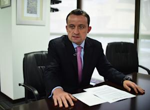 National health commissioner Mikel Arriola, pictured…